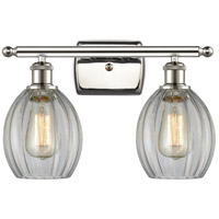 Innovations Lighting 516-2W-PN-G82 Eaton 2 Light 16 inch Polished Nickel Bath Vanity Light Wall Light Ballston
