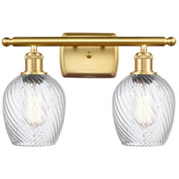 Steel Salina Bathroom Vanity Lights