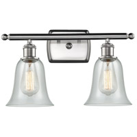 Glass Hanover Bathroom Vanity Lights