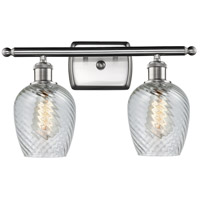 Innovations Lighting 516-2W-SN-G292-LED Salina LED 16 inch Brushed Satin Nickel Bath Vanity Light Wall Light Ballston