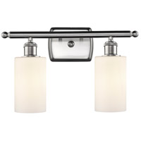 Satin Nickel Clymer Bathroom Vanity Lights