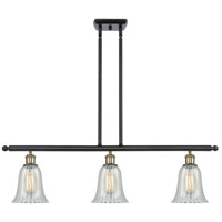 Innovations Lighting 516-3I-BAB-G2811 Hanover 3 Light 36 inch Black Antique Brass Island Light Ceiling Light, Ballston