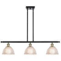 Innovations Lighting 516-3I-BAB-G422 Arietta 3 Light 36 inch Black Antique Brass Island Light Ceiling Light Ballston