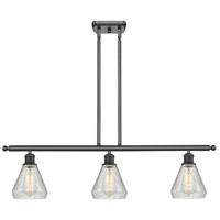 Innovations Lighting 516-3I-BK-G275-LED Conesus LED 36 inch Matte Black Island Light Ceiling Light Ballston
