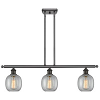 Innovations Lighting 516-3I-OB-G104 Belfast 3 Light 42 inch Oiled Rubbed Bronze Island Light Ceiling Light