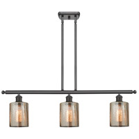Cobbleskill 3 Light 42 inch Oiled Rubbed Bronze Island Light Ceiling Light