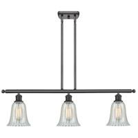 Innovations Lighting 516-3I-OB-G2811-LED Hanover LED 42 inch Oil Rubbed Bronze Island Light Ceiling Light