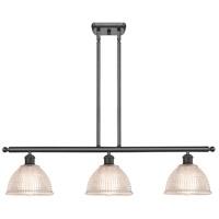 Innovations Lighting 516-3I-OB-G422 Arietta 3 Light 36 inch Oil Rubbed Bronze Island Light Ceiling Light Ballston