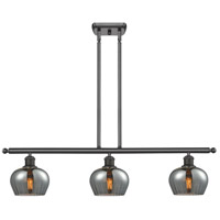 Innovations Lighting 516-3I-OB-G93 Fenton 3 Light 42 inch Oiled Rubbed Bronze Island Light Ceiling Light
