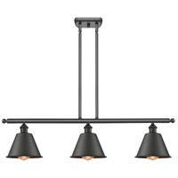 Smithfield 3 Light 42 inch Oiled Rubbed Bronze Island Light Ceiling Light