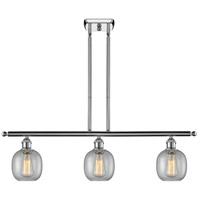 Innovations Lighting 516-3I-PC-G104-LED Belfast LED 42 inch Polished Chrome Island Light Ceiling Light