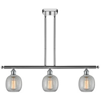 Innovations Lighting 516-3I-PC-G105 Belfast 3 Light 42 inch Polished Chrome Island Light Ceiling Light