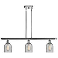 Innovations Lighting 516-3I-PC-G257-LED Caledonia LED 42 inch Polished Chrome Island Light Ceiling Light