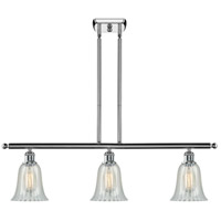 Polished Chrome Steel Hanover Island Lights