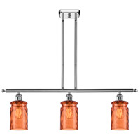 Polished Chrome Candor Island Lights