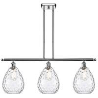 Innovations Lighting 516-3I-PC-G372-LED Large Waverly LED 36 inch Polished Chrome Island Light Ceiling Light Ballston