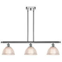 Polished Chrome Arietta Island Lights