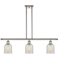 Polished Nickel Caledonia Island Lights