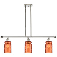 Polished Nickel Candor Island Lights