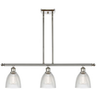 Innovations Lighting 516-3I-PN-G382-LED Castile LED 36 inch Polished Nickel Island Light Ceiling Light Ballston