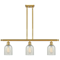 Satin Gold Glass Caledonia Island Lights