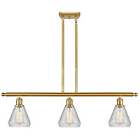 Satin Gold Conesus Island Lights