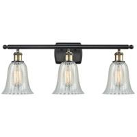 Innovations Lighting 516-3W-BAB-G2811 Hanover 3 Light 26 inch Black Antique Brass Bath Vanity Light Wall Light Ballston