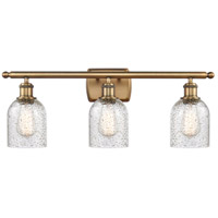 Cast Brass Caledonia Bathroom Vanity Lights