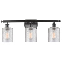 Innovations Lighting 516-3W-OB-G112 Cobleskill 3 Light 26 inch Oiled Rubbed Bronze Bathroom Fixture Wall Light