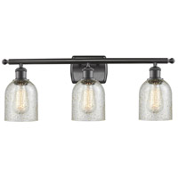 Innovations Lighting 516-3W-OB-G259 Caledonia 3 Light 26 inch Oil Rubbed Bronze Bathroom Fixture Wall Light