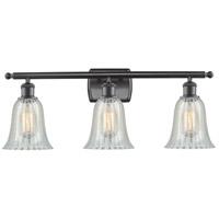 Innovations Lighting 516-3W-OB-G2811-LED Hanover LED 26 inch Oil Rubbed Bronze Bath Vanity Light Wall Light Ballston