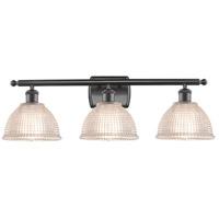 Innovations Lighting 516-3W-OB-G422-LED Arietta LED 26 inch Oil Rubbed Bronze Bath Vanity Light Wall Light Ballston