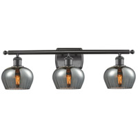 Innovations Lighting 516-3W-OB-G93 Fenton 3 Light 26 inch Oiled Rubbed Bronze Bathroom Fixture Wall Light