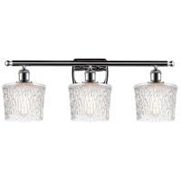 Innovations Lighting 516-3W-PC-G402-LED Niagra LED 26 inch Polished Chrome Bath Vanity Light Wall Light Ballston