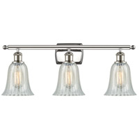 Polished Nickel Hanover Bathroom Vanity Lights