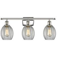 Innovations Lighting 516-3W-PN-G82-LED Eaton LED 26 inch Polished Nickel Bath Vanity Light Wall Light Ballston