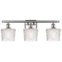 Innovations Lighting 516-3W-SN-G402 Niagra 3 Light 26 inch Brushed Satin Nickel Bath Vanity Light Wall Light Ballston