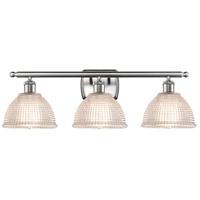 Innovations Lighting 516-3W-SN-G422-LED Arietta LED 26 inch Satin Nickel Bath Vanity Light Wall Light Ballston