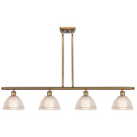Innovations Lighting 516-4I-BB-G422-LED Arietta LED 48 inch Brushed Brass Island Light Ceiling Light Ballston