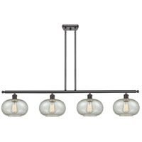 Innovations Lighting 516-4I-OB-G249-LED Gorham LED 48 inch Oil Rubbed Bronze Island Light Ceiling Light