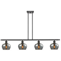 Innovations Lighting 516-4I-OB-G93-LED Fenton LED 48 inch Oil Rubbed Bronze Island Light Ceiling Light
