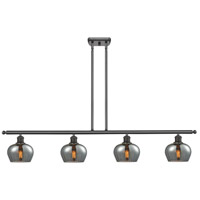 Innovations Lighting 516-4I-OB-G93 Fenton 4 Light 42 inch Oiled Rubbed Bronze Island Light Ceiling Light