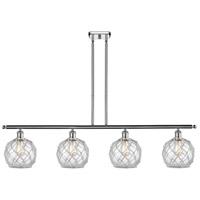 Innovations Lighting 516-4I-PC-G122-8RW-LED Farmhouse Rope LED 48 inch Polished Chrome Island Light Ceiling Light Ballston