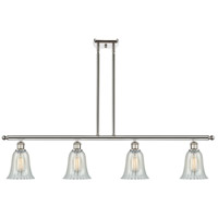 Innovations Lighting 516-4I-PN-G2811-LED Hanover LED 48 inch Polished Nickel Island Light Ceiling Light, Ballston