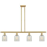 Innovations Lighting 516-4I-SG-G2511 Caledonia 4 Light 48 inch Satin Gold Island Light Ceiling Light Ballston