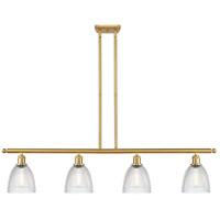 Innovations Lighting 516-4I-SG-G382-LED Castile LED 48 inch Satin Gold Island Light Ceiling Light Ballston