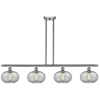 Innovations Lighting 516-4I-SN-G247 Gorham 4 Light 48 inch Satin Nickel Island Light Ceiling Light Ballston