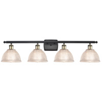 Innovations Lighting 516-4W-BAB-G422-LED Arietta LED 36 inch Black Antique Brass Bath Vanity Light Wall Light Ballston