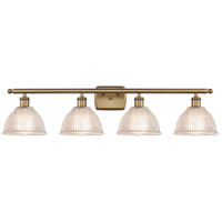 Innovations Lighting 516-4W-BB-G422-LED Arietta LED 36 inch Brushed Brass Bath Vanity Light Wall Light Ballston