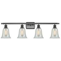 Innovations Lighting 516-4W-OB-G2811-LED Hanover LED 36 inch Oil Rubbed Bronze Bath Vanity Light Wall Light Ballston